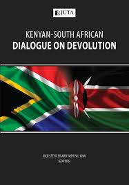 Flag Of Kenya Kenyan South African Dialogue On Devolution Juta