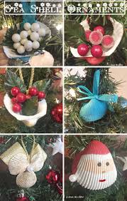 sea shell ornaments shell ornaments shell and ornament