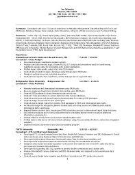 resume of jay zabinsky