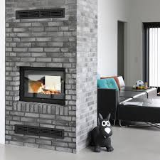rais 2 1 double sided wood burning built in stove fireplace products