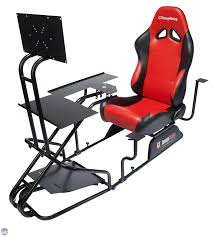 Racing Simulator Chair Gt Omega Racing Simulator Pro Review Bit Tech Net