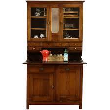 kitchen pantry cabinet oak oak antique farmhouse kitchen pantry baker s cupboard signed indiana 36401