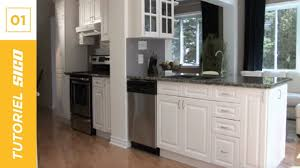 peindre des armoires de cuisine en bois peinture sico tutoriel maison comment peindre les armoires de