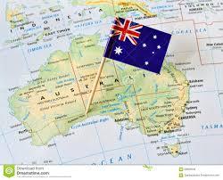Ballarat Flag Australia Map Flag Pin Stock Image Image Of Detailed 58659649