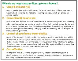 usa undersink alkaline water purification system