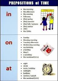 26 best prepositions images on pinterest english lessons