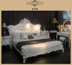 white and silver french bedroom set antique luxury super king size