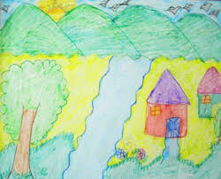 10 best drawings by kids in maxpro summer camp udaipurtimes com
