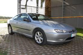 peugeot 406 coupe v6 peugeot 406 coupe v6 coche de ocasión en valencia
