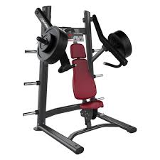 signature series incline press life fitness strength training