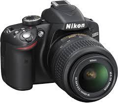 nikon d3200 dslr camera body with af s dx nikkor 18 55mm f 3 5