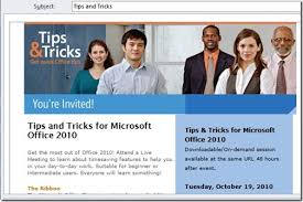 use outlook oft files to prepare mails for others to send u2013 the