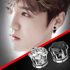 mens earring fashion cubic magnet earring end 8 22 2018 5 15 pm