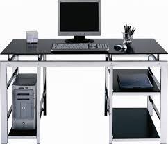 table de bureau conforama conforama bureau en verre maison design wiblia com