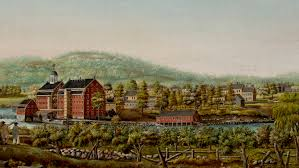 francis cabot lowell and the boston manufacturing company