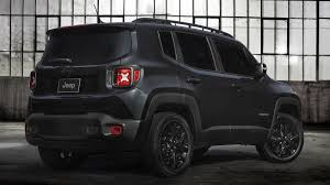 renegade jeep black 2018 jeep renegade gains an updated interior and new standard