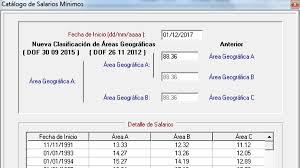 salarios minimos se encuentra desactualizada o con datos erroneos sua actualización del salario mínimo en el sua idc