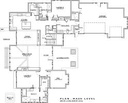 craftsman style house plan 4 beds 4 5 baths 4208 sq ft plan 892