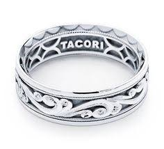 mens designer wedding rings http www since1910 tacori u5042e mens wedding band with