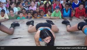 Miley Cyrus Twerk Meme - miley cyrus inner city youth summer twerk progarm by recyclebin