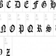 10 best tatoo fonts images on pinterest man caves design