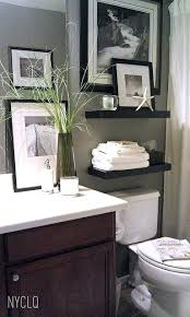bathroom wall decor ideas bathroom decore ideas3 tips add style to a small bathroom bathroom