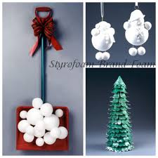 handmade holidays series featuring styrofoam brand foam