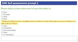dse assessment online