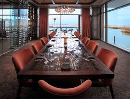 Lunch At Del Friscos Blog And Tweet Boston - Boston private dining rooms