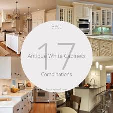 best cabinets 17 best antique white cabinets combinations for most fascinating