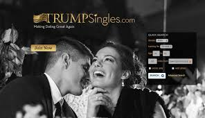 make dating great again there u0027s now a singles website for trump