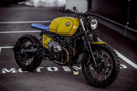 nct are back with a retina searing bmw r ninet scrambler vivid