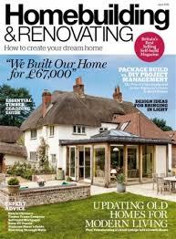 design build magazine uk homebuilding renovating magazine subscr whsmith
