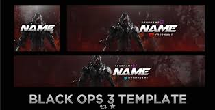 free gfx template black ops 3 specialist rebrand banner
