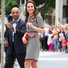 Kate Middleton Dress Style From by Kate Middleton Gucci Tweed Dress Popsugar Fashion