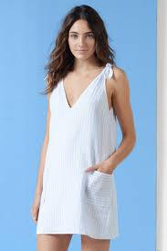 light blue shift dress white light blue shift dress tie strap dress white shift dress