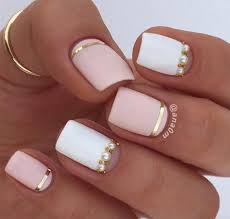 best 25 short nails ideas on pinterest almond shape nails