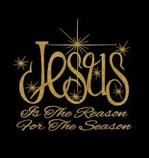 jesus is the reason for the season merry to the cca