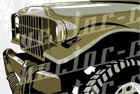 military jeep us military jeep car clipart