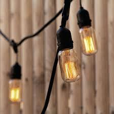 Edison Bulb Patio String Lights by 10 Bulb String Lights U2013 Amandaharper
