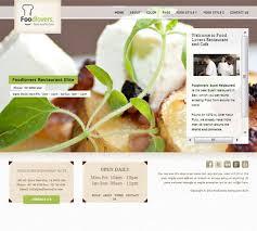 themes wordpress restaurant free top 30 free premium wordpress themes for 2013 bestpsdtohtml