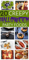 20 creepy halloween party foods lifestyle for real life