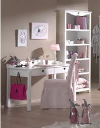 bureau blanc fille bureau pour enfant et adolescent aux matériaux de qualité