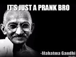 Gandhi Memes - nuclear gandhi know your meme