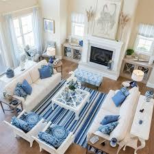 blue living rooms interior design home design inside and white