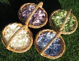 Real Flower Petal Confetti - the confetti blog