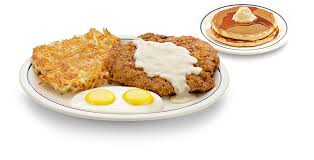 fried steak u0026 eggs