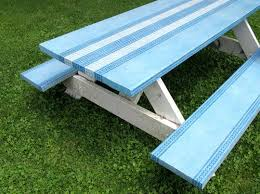 elasticized picnic table covers how to spruce up a picnic table picnic tables picnics and vinyl