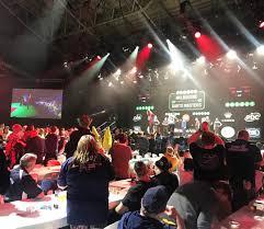 Allphones Arena Floor Plan Hisense Arena