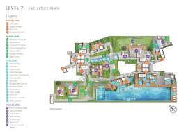 Watermark Floor Plan Queens Peak New Launch Dundee Road District 03
